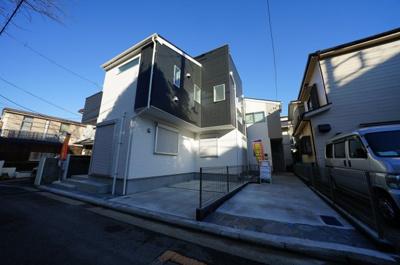 【外観】西区西戸部町1丁目 全2棟新築戸建て