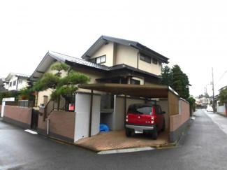 市原市瀬又 中古一戸建て 誉田駅は角地で陽当たり通風も良好です。
