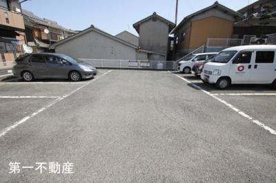 【駐車場】ラ・シードコート
