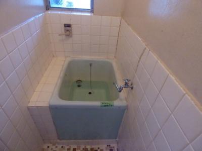 【浴室】山辺マンション