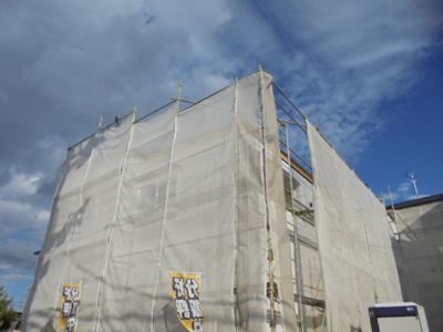 【外観】交野市幾野3丁目 新築一戸建