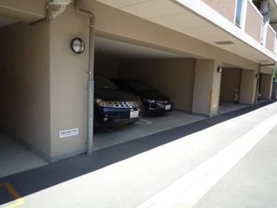 【駐車場】ウエントスレーニス