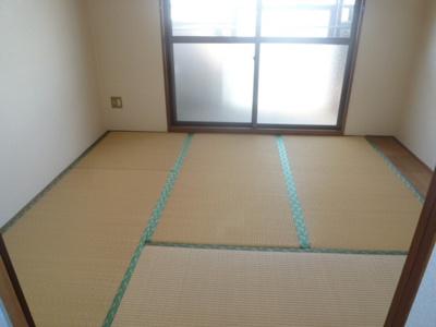 【和室】平野西第2シャルマン