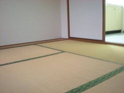 【寝室】平野西第2シャルマン