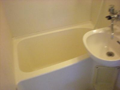 【浴室】平野西第2シャルマン