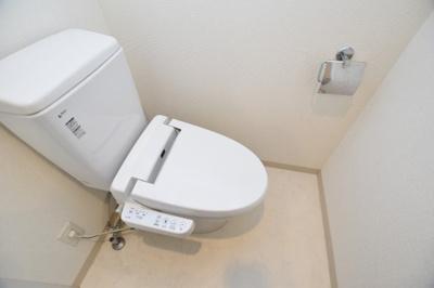 【トイレ】エステムプラザ難波WESTⅡプレディア