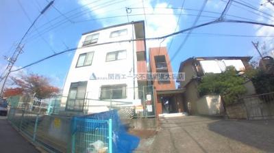 【外観】第1山本ハイツ