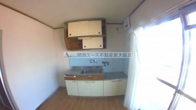 【キッチン】第1山本ハイツ