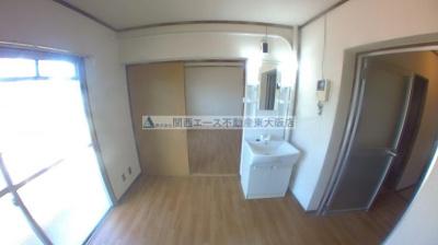 【独立洗面台】第1山本ハイツ