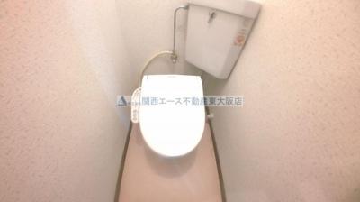 【トイレ】第1山本ハイツ