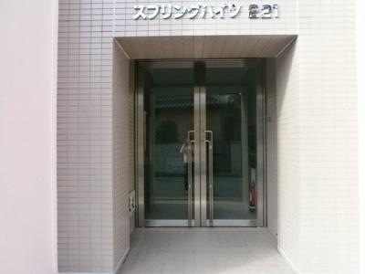 【エントランス】スプリングハイツ221