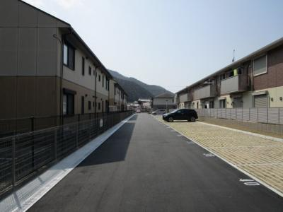 【駐車場】新築物件 篠山市大沢新