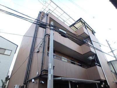 【外観】GLマンション八戸ノ里