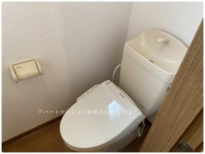 【トイレ】メゾンドエスパス