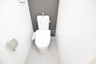【トイレ】★アドバンス難波西アクア