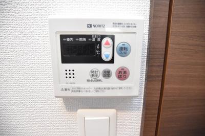 【設備】レオンコンフォート難波ノワール