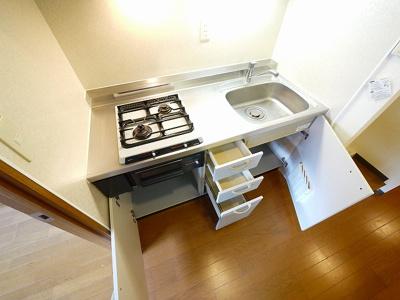 【キッチン】メルベーユ生駒