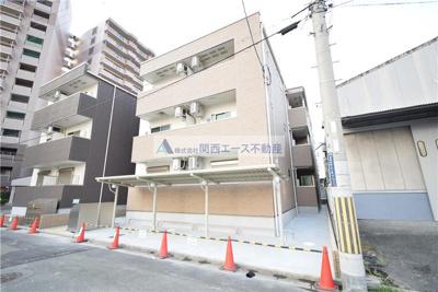 【外観】フジパレス吉田本町Ⅲ番館
