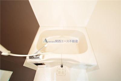 【浴室】フジパレス吉田本町Ⅲ番館