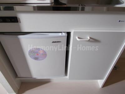 FIORE Ⅱのミニ冷蔵庫☆