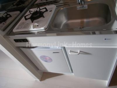 FIORE Ⅱの使いやすいキッチンです