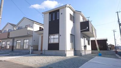 【外観】姫路市町坪新築戸建て4号棟
