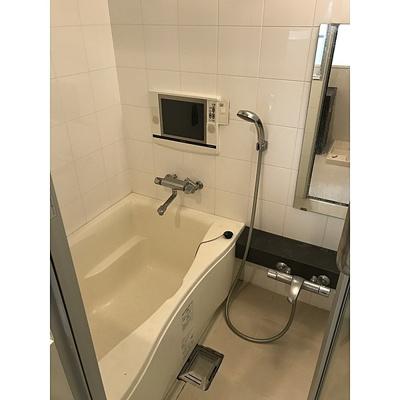 【浴室】エルスタンザ白金台
