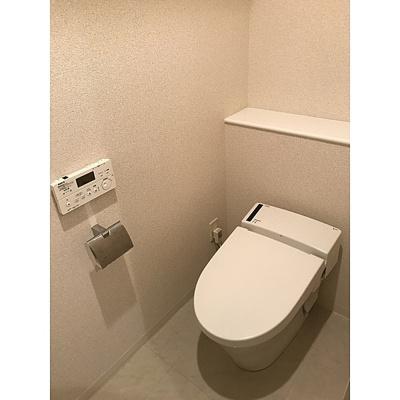 【トイレ】エルスタンザ白金台