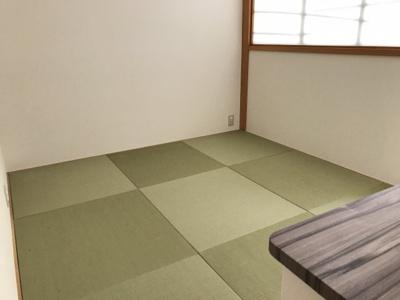 【内装】ルンサリーチェ1階店舗