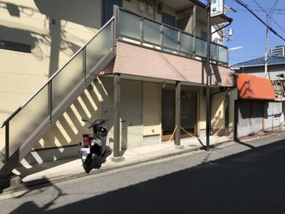 【外観】ルンサリーチェ1階店舗