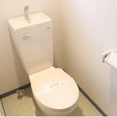 【トイレ】プレサンス新神戸