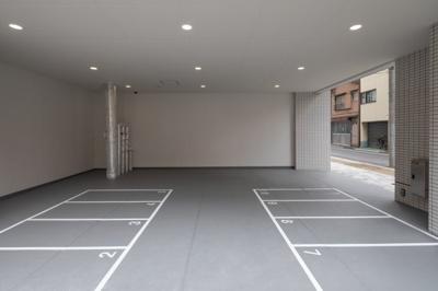 【駐車場】門前仲町レジデンス九番館