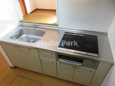 【キッチン】ルミナスパレ