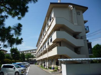 【外観】松が丘住宅9号棟