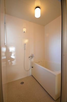 【浴室】第1ビューハイツ