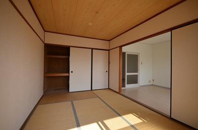 【和室】第1ビューハイツ