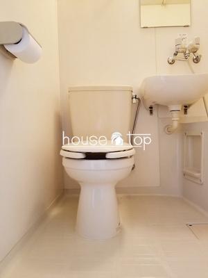 【トイレ】モギハイツ