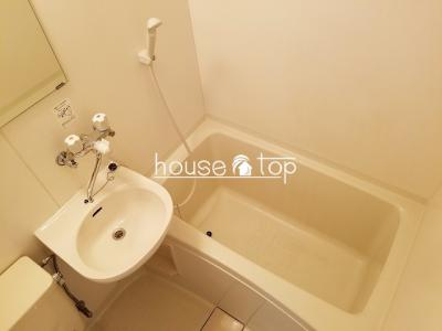 【浴室】モギハイツ
