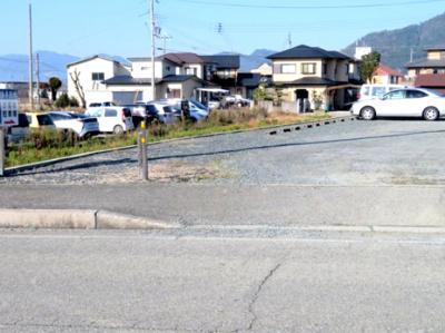 【駐車場】清水綜合事務所