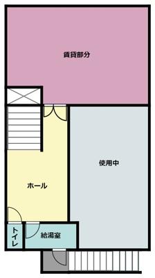 2階 配置図
