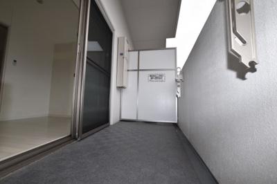 【バルコニー】グラース難波イースト