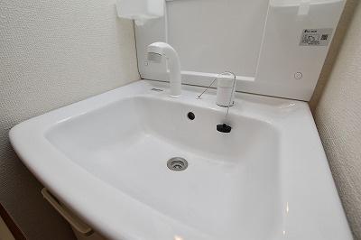 【独立洗面台】みおつくし東なんば