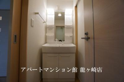 【洗面所】サクラ