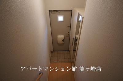 【玄関】サクラ
