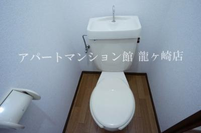 【トイレ】エルディム西A