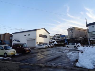【駐車場】幸町駐車場