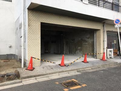 【外観】フラワーマンション 店舗