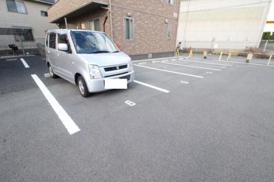 【駐車場】アペルト泉田Ⅰ