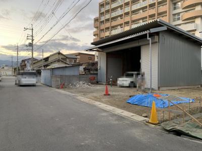 【外観】伊丹野間 貸倉庫