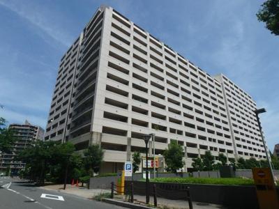 【外観】リバーガーデン東大阪
